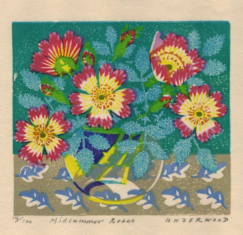 Midsummer Roses
