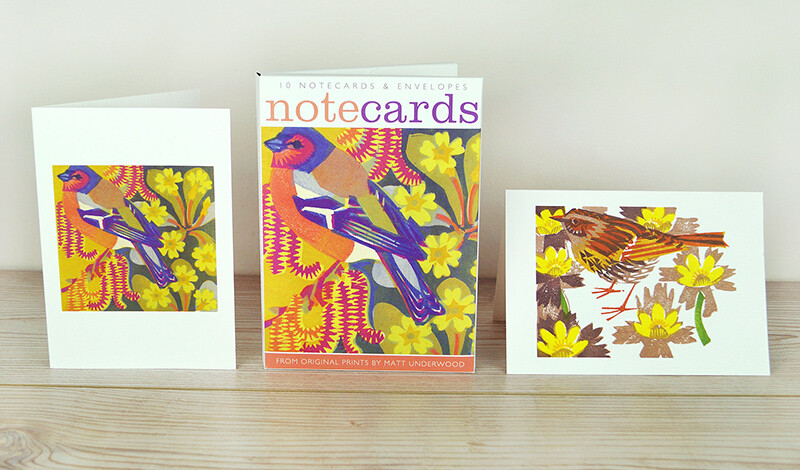 Notelet pack