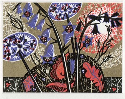 Glade - Printmakers Art Card