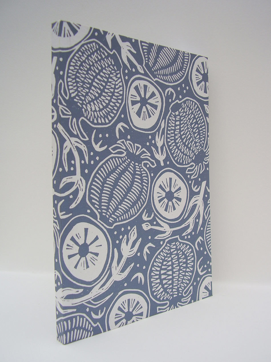 Hand-Printed Journal: Poppytops