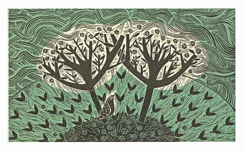 The Betrothal-Printmakers Card