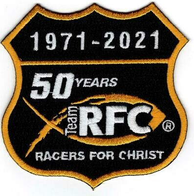 Patch: 50th Anniversary