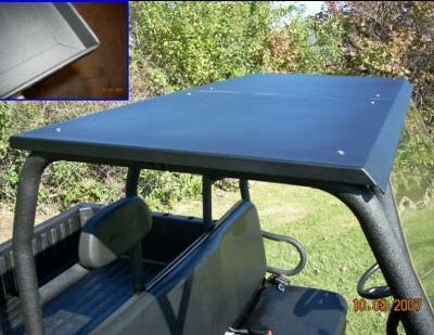 EMP Polaris Ranger Steel Top