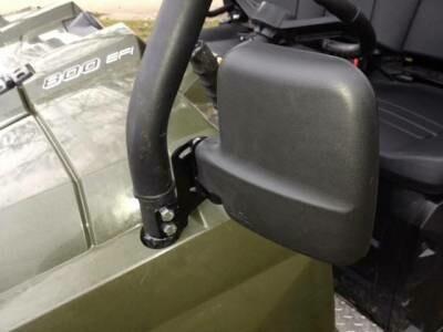 EMP Ranger and RZR Folding Mirror Set