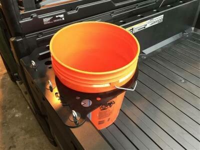 EMP Polaris Ranger/General Bucket Caddy