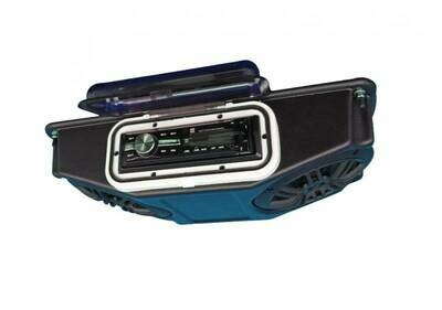 EMP Cooter Brown Stereo Pod with SD card and USB port