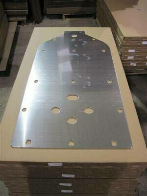 EMP Mid-Size Ranger Full Belly Skid Plate