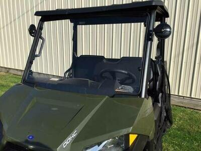 EMP 2015-20 Mid-Size/2-Seat Polaris Ranger Hard Coated Windshield