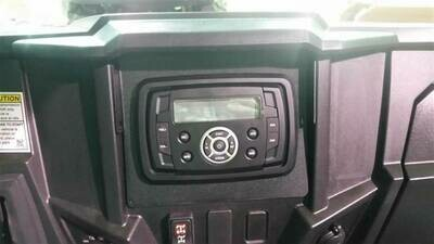 EMP Mid-Size Ranger/2-Seat Ranger In-Dash Bluetooth Stereo