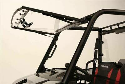 EMP Mid-Size/2 Seat Polaris Ranger Flip-up Windshield
