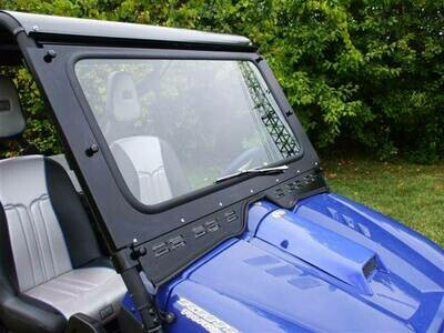 EMP Rhino Laminated Safety Glass Windshield with Wiper