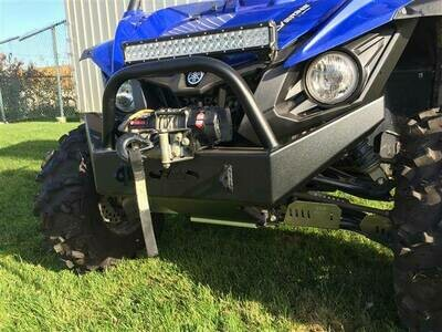EMP Wolverine Front Winch Bumper
