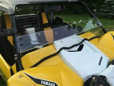 EMP Yamaha YXZ Hard Coated Half Windshield