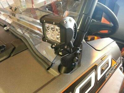 EMP RZR Cube LED Light Bracket set