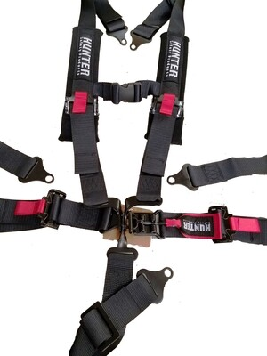 """HSP Seats 2"""" 5 Point Harness"""