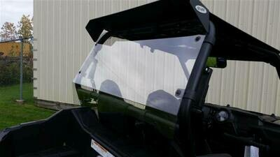 EMP RZR 900 and RZR-S 1000 Hard Coated Cab Back / Dust Stopper