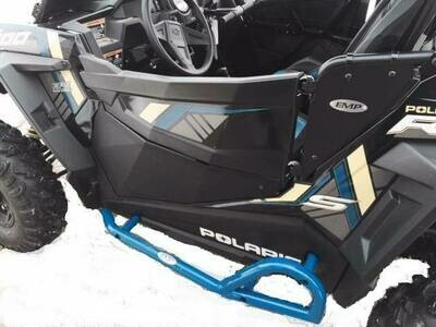 EMP RZR XP1K, RZR 1000-S, and RZR 900 Lower Door Panels (Aluminum)(No Pockets)