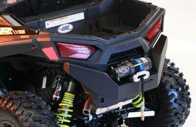 EMP 2015-19 RZR 900 Rear Bumper with Winch Mount