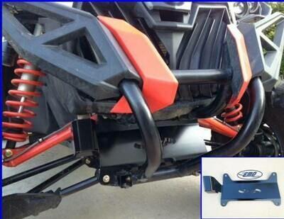 EMP Maverick Front Frame Gusset/Radiator Hose Guard