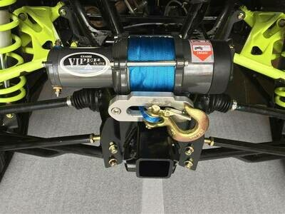 EMP Can-Am Maverick XDS (Turbo) and DS Rear Receiver/Winch Mount