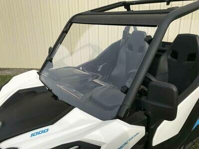 EMP Maverick Trail and Sport Hard Coated Polycarbonte Windshield