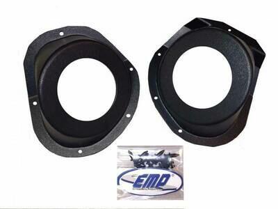 EMP Polaris General Under-Dash Speaker Pods