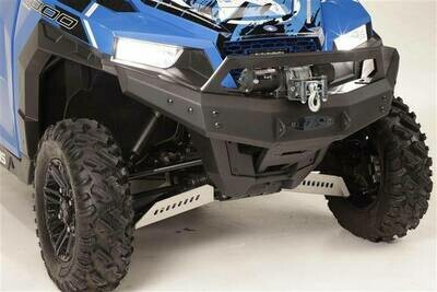 EMP Polaris General Front Brush Guard with Winch Mount