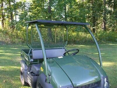 EMP Kawasaki MULE 600, MULE 610 Hard Top and MULE SX