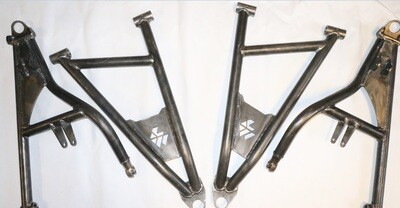 L&W Fab 1K/Turbo High Clearance A Arm Full Set (Upper and Lower A Arms)