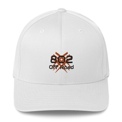802 Off Road Flexfit Structured Twill Cap