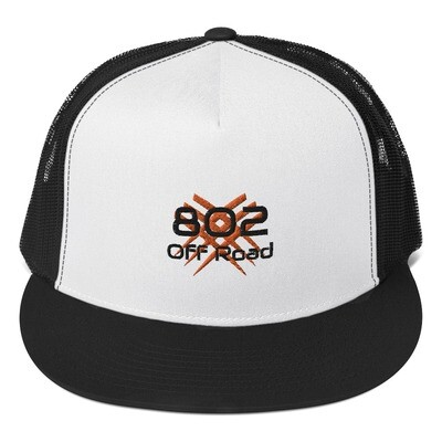 802 Off Road Trucker Cap