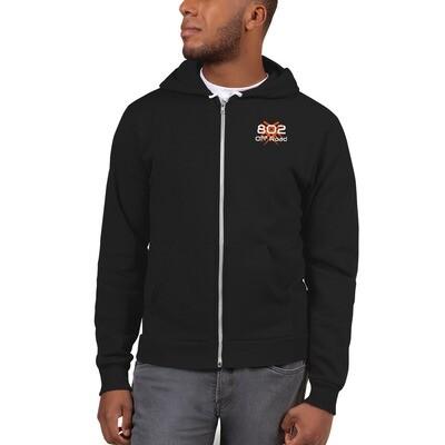802 Off Road Zip Up Hoodie sweater