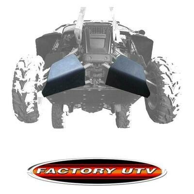 Factory UTV Arctic Cat Wildcat 1000 UHMW A-Arm Guard Protection