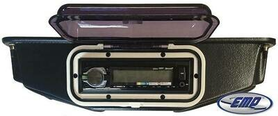 EMP Cooter Brown Stereo Pod with Bluetooth