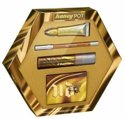 Urban Decay Honey Pot Eyeshadow Palette & Makeup Set
