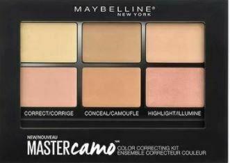 Maybelline Facestudio Master Camo Colour Correcting Kit - Medium