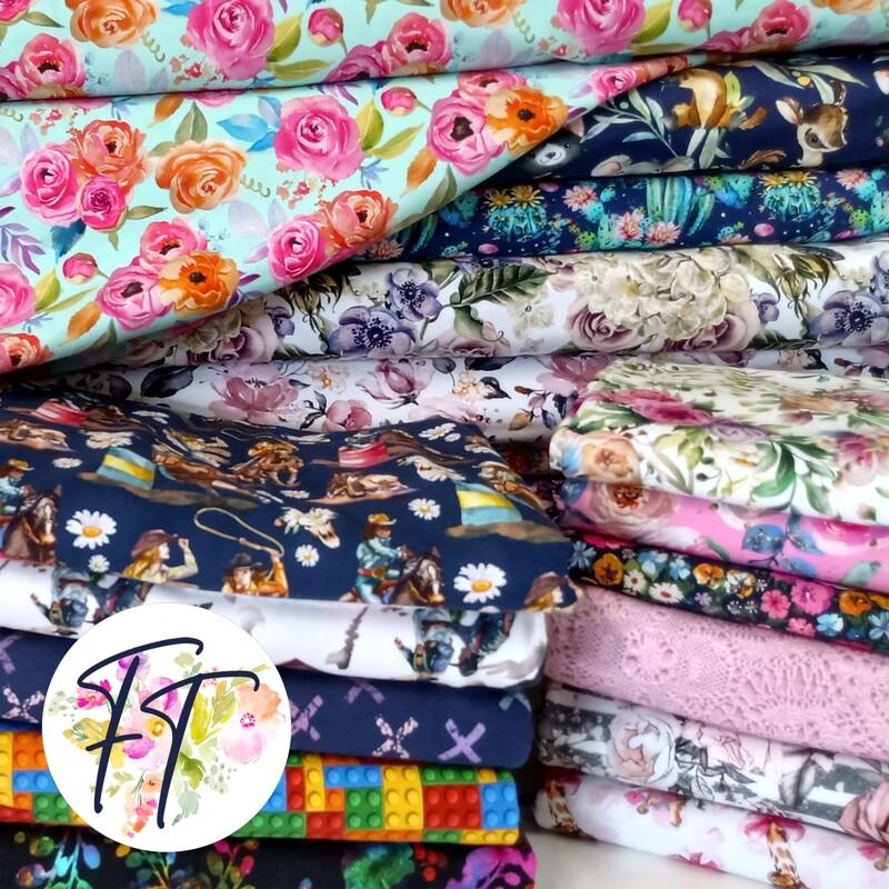 Scrap 150 Cotton