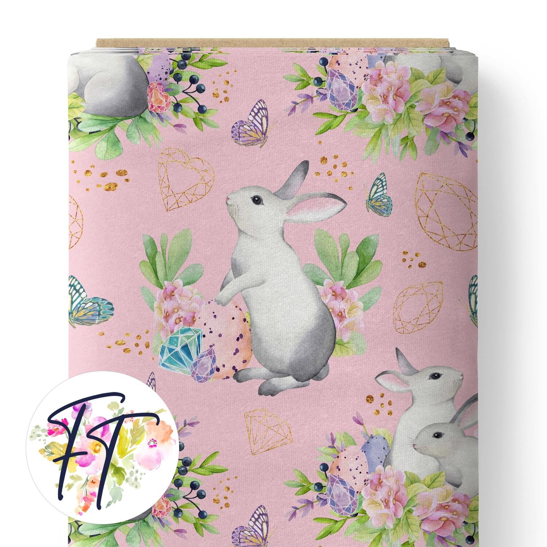 150 - Crystal Bunny Pink