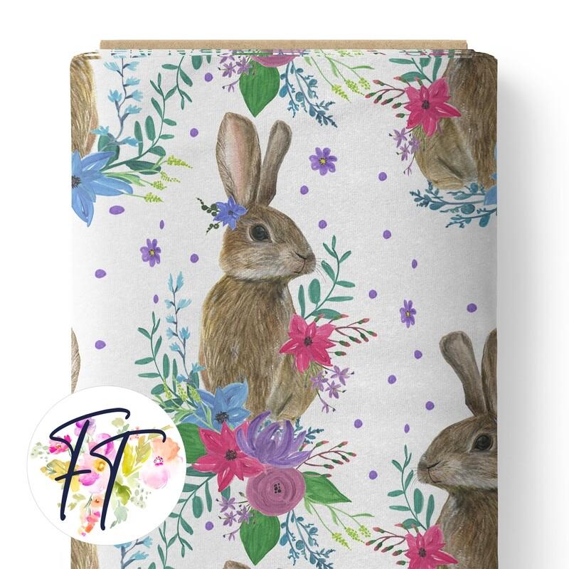 150 - Bunny Portrait