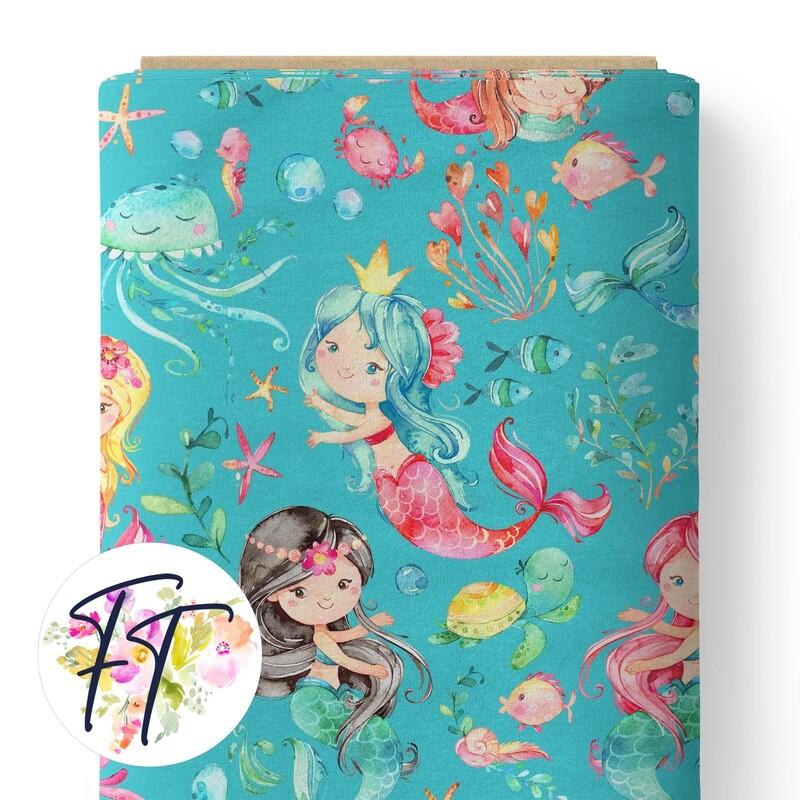 150 - Mermaid Teal