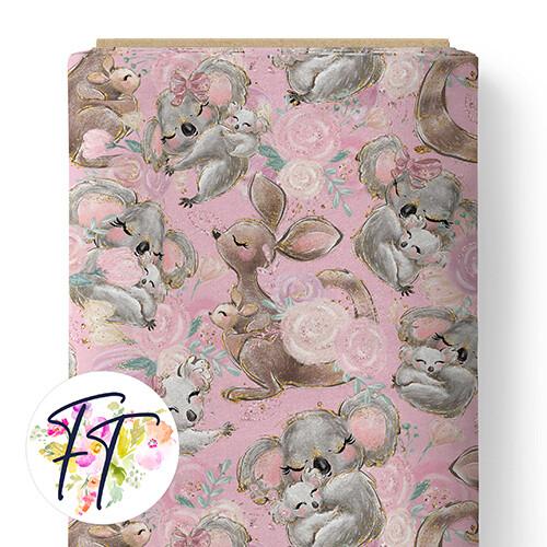 150 - Pastel Aussie Pink