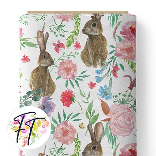 150 - Bunny Bliss White