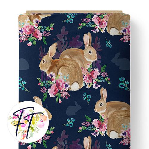 150 - Bunny Magic Navy