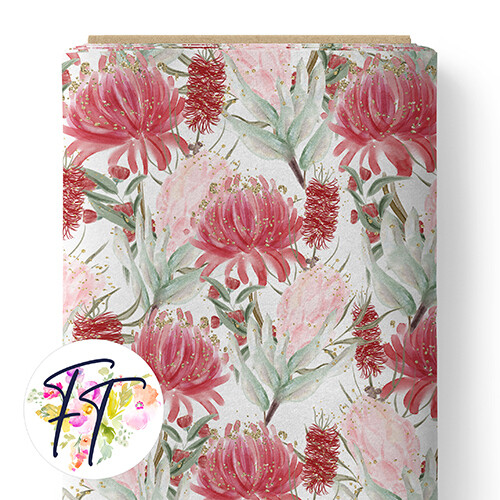 150 - Ringtail Floral