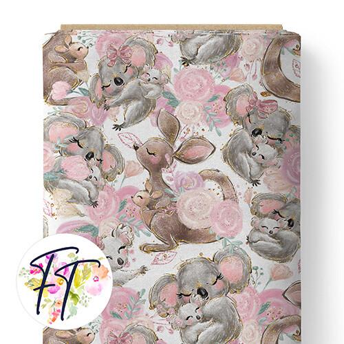 150 - Pastel Aussie White