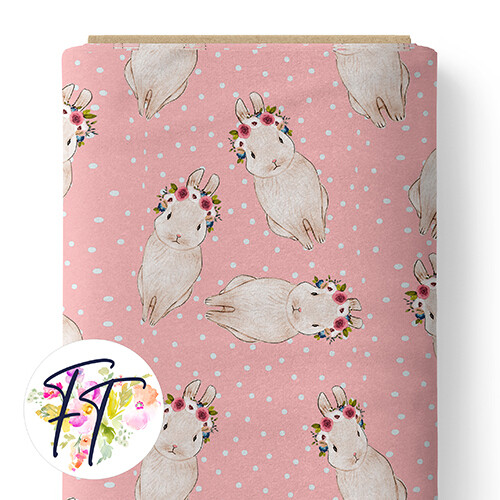 150 - Spotted Bunny Blush