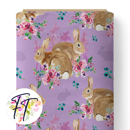150 - Bunny Magic Purple