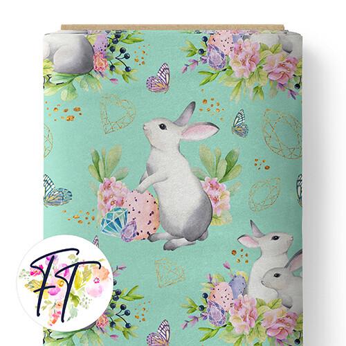 150 - Crystal Bunny Mint