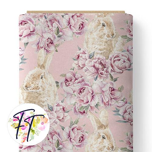 150 - Rose Bunny Blush