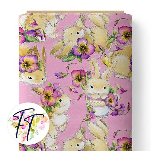 150 - Bunny Love Pink